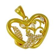 Buy Heart shaped pendant at Sogani Jewels