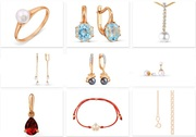 Gold Jewellery Online Doncaster | Aminaca