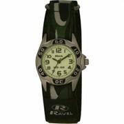 Buy Kids Watch | Ravel Children R1704.11 JUNGLE CAMOUFLAGE Watch