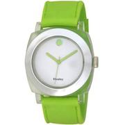 Henley Ladies Stylish Polished Transparent PVC Watch H0866.11