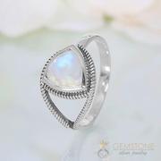 Moonstone Ring Curious Alexendra-GSJ